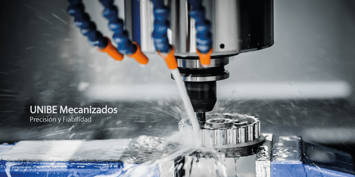 Unibe Mecanizados en Zaragoza y Aragon, mecanizado y rectificado de piezas en todos los materiales. Calidad y fiabilidad en mecanizado de series y diseño de prototipos especiales